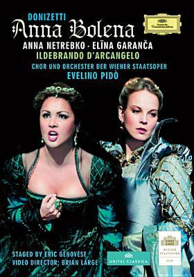 DONIZETTI:ANNA BOLENA BY NETREBKO,ANNA (DVD)