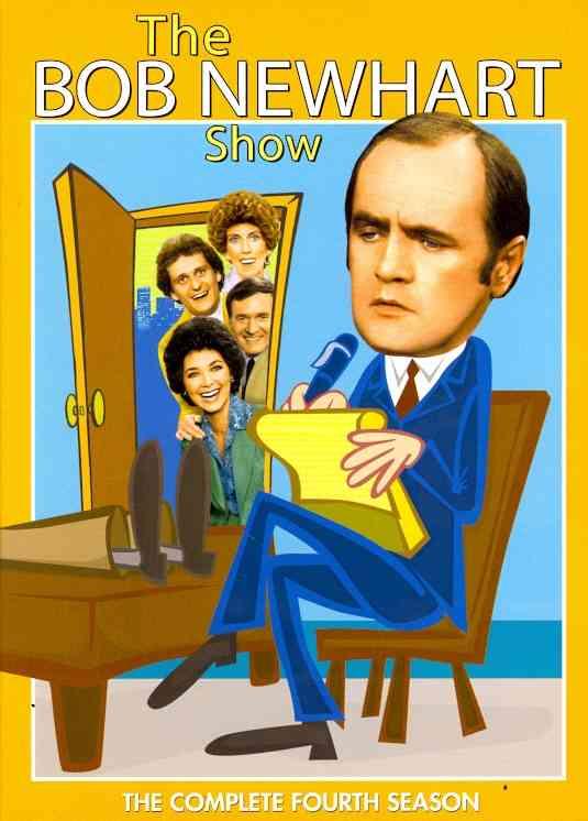 BOB NEWHART SEASON 4 BY BOB NEWHART SHOW (DVD)