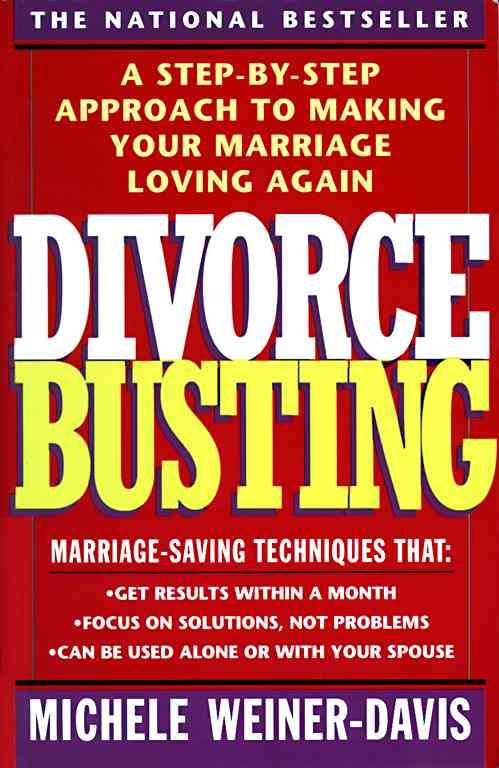 Divorce Busting By Weiner-Davis, Michele
